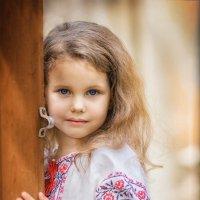 Маленькая пастушка :: Виктория Дубровская