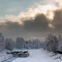 Морозом сковано :: Владимир Миронов