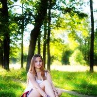 Лето :: Анна Назарова