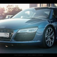 Audi r8 :: Леонид Баландин