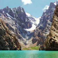 Озеро Кель-Суу, Кыргызстан :: Maxim Claytor