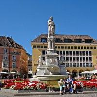 Больца́но (итал. Bolzano)  — город в итальянском регионе Трентино — Альто-Адидже :: Galina Dzubina