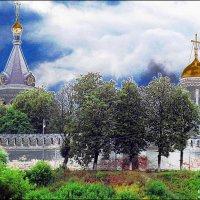 МУЖСКОЙ  МОНАСТЫРЬ :: Валерий Викторович РОГАНОВ-АРЫССКИЙ