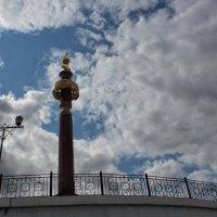 Монументальный комплекс в Якутске  Бекетову :: Марина Влади-на