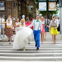 Стиляжная свадьба :: iviphoto Иванова