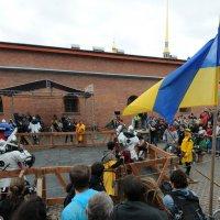 Средневековые забавы у Петропавловской крепости :: tipchik