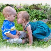Поцелуешь? :: Angelika Faustova