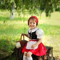Красная шапочка!!! :: Лина Трофимова