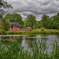 Скания,Швеция :: Priv Arter