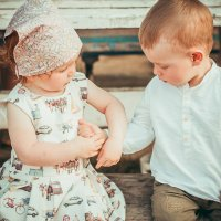 зарождение великой дружбы) :: Ната Анохина