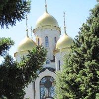Храм. :: Василий Бойко