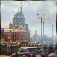 My magic Petersburg_02030 (вариант в монохроме) :: Станислав Лебединский