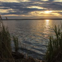 Майский вечер на водохранилище 2016 :: Юрий Клишин