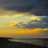 солнце встаёт.. :: Марина