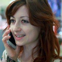 телефонный разговор :: Олег Лукьянов