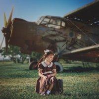 Первым делом самолёты, Hу а девушки... :: Елена Деева