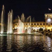 Поющие фонтаны Еревана :: Karen Torosyan