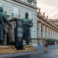 Скульптуры солдат Первой мировой войны :: Вадим *