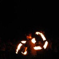 Fire show :: Alexandr Mozharenko
