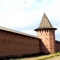 Стены Кремля :: Альберт Казачёк