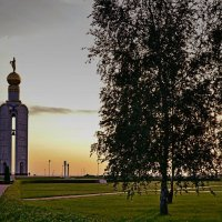 Вечер на Прохоровке :: Ирина Falcone