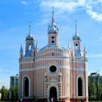 Чесменская церковь :: U. South с Я.ру