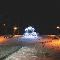 Скульптура зимой :: U. South с Я.ру