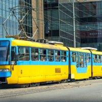 Трамвай :: Екатерина Исаенко