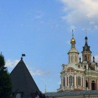Заиконоспасский московский мужской монастырь. :: Елена