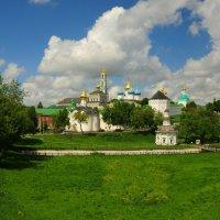 «Троице-Сергиева Лавра – духовное сердце России». :: Виталий Виницкий