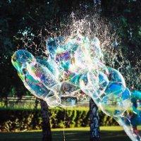 Мыльные пузыри :: Валерия Задкова