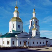 Казанская церковь :: Александр Архипкин