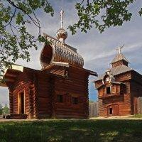 Рядом с главной башнею... :: Александр Попов