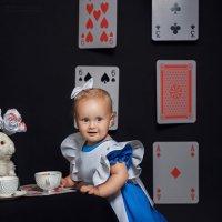 Little Alice in Wonderland :: Ирина Горшенина