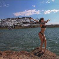 Танцующая с ветром :: Anastasia Stella