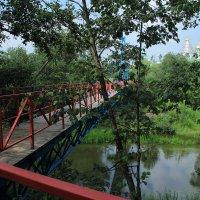 мостик к храму :: Тарас Золотько