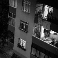 Стамбул из моих окон :: Нинель Гюрсой