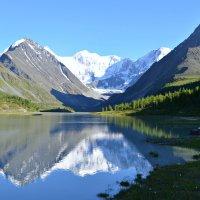 Горный Алтай. Гора Белуха :: Анна S