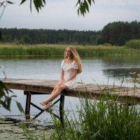 Единение с природой. :: Ольга