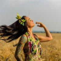"""Фотодень """"Эти свободные бабочки"""" :: Павел Шрайбикус"""