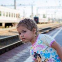 Ожидание поезда :: Екатерина Кузнецова