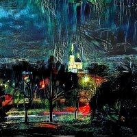 Ночные откровения небес :: Ирина Сивовол