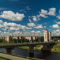 Облачный Витебск :: Александр Витебский