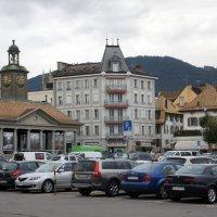 Сердце города — площадь Grande-Place, также известная как Place du Marché :: Елена Павлова (Смолова)