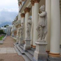 Екатерининский дворец в царском селе :: Наталья Лунева