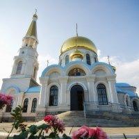 Храм :: Наталья Дубовая