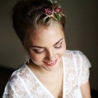 Нежное утро невесты :: Наталья Дядина