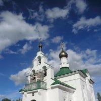 Город Западная Двина. Никольская церковь... :: Владимир Павлов