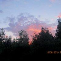 закат :: Надежда Климова