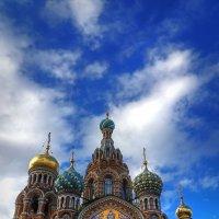Храм Спаса-на-Крови, Санкт-Петербург :: Julia Martinkova